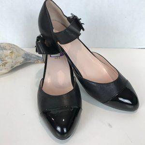 TARYN ROSE heels Sz 8M
